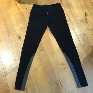 Hard Tail Black leggings